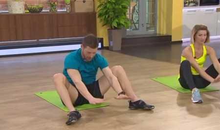Эффективная жиросжигающая тренировка