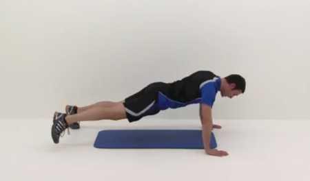 Тренировка для набора массы верхней части тела / Upper Body Mass Workout