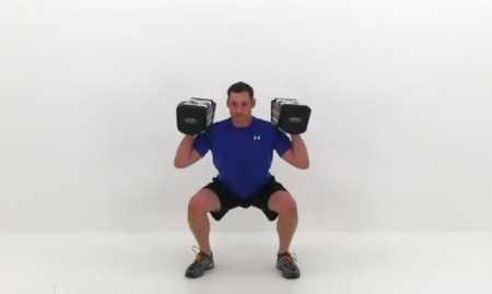 Домашняя тренировка ног для набора массы / Bodybuilding Leg Workout for Mass