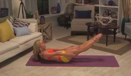 Йога для живота / Yoga for Abs Workout