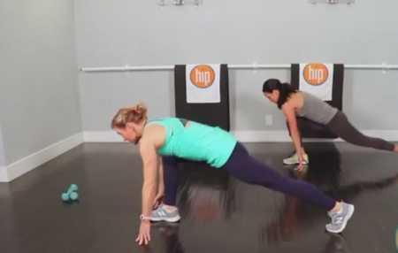 Динамический комплекс пилатес для похудения / Dynamic Pilates Workout for Weight Loss