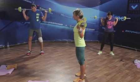 Жиросжигающая интервальная тренировка / Zhiroszhigayushchaya intervalnaya trenirovka
