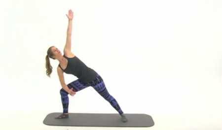 Йога и пилатес для гибкости / Relaxing Stretching Workout