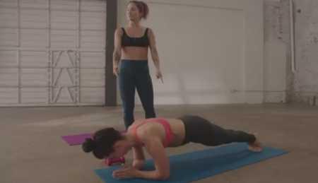 Йогалатес для всего тела / Yogilates Circuit Workout