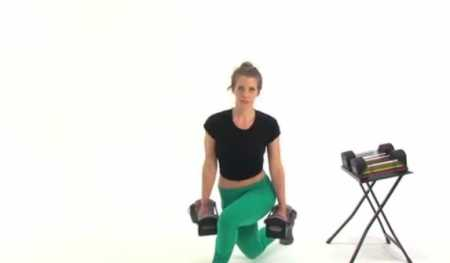 Домашняя силовая тренировка ягодиц и бедер / At Home Butt and Thigh Workout