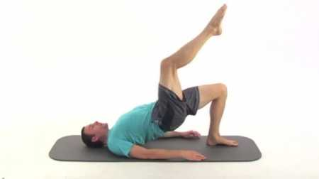Пилатес для пресса и ягодиц / Abs and Lower Body Pilates Workout for Beginners