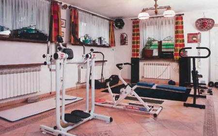 Тренажеры для мини-спортзала