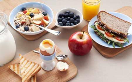 Коктейль на завтрак для похудения