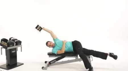 Тренировка верхней части тела и дельтовидных мышц / Upper Body Workout for Great Shoulders