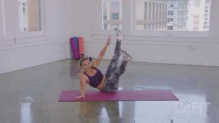 9-минутная кардио тренировка / Cardio Cheer Sculpting Workout