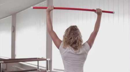 Стройность тела — результат упорного труда