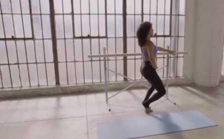 Танцевальный фитнес для всего тела / Barre Dancer's Physique Workout