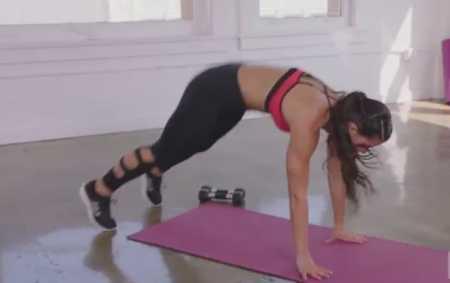 Кардио тренировка с элементами бокса / Box & Burn Cardio Workout