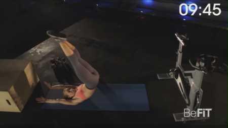 Тренировка табата для мышц живота / Tight Abs Tabata Workout