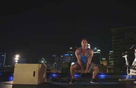 10-минутная высокоинтенсивная кардио тренировка / Fat-Burning Cardio Test HIIT Workout