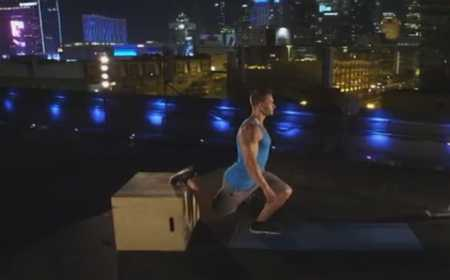 Суперсеты для рук и ног / Arms & Legs Super Set Mobile Workout