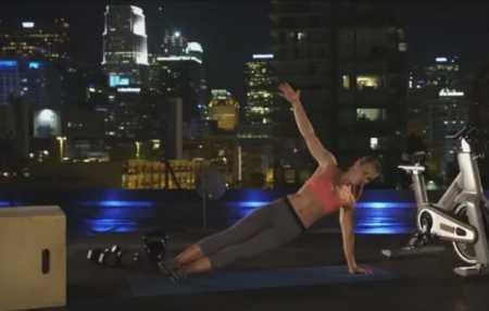 20-минутная тренировка верхней части тела / 20 Min Upper Body Builder Fitness Routine