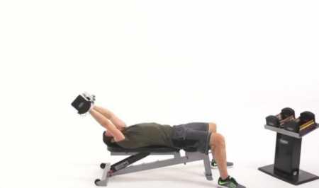 10-минутная силовая тренировка для верхней части тела / Quick 10 Minute Upper Body Strength Workout