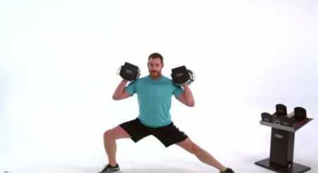 Тренировка на увеличение мышечной массы ног / Mass Building Lower Body Workout