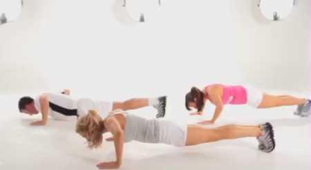 Аэробика для похудения / Aerobics for weight loss