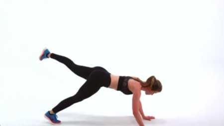 Жиросжигающая высокоинтенсивная тренировка ног / Fat Burning HIIT Cardio Workout with No Equipment