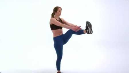Короткая кардио тренировка для всего тела / Total Body Cardio Workout